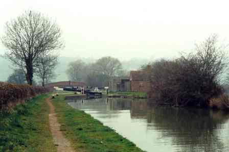 Napton Canal